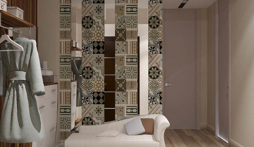 Ремонт и дизайн интерьера трехкомнатной квартиры по ул. Татищева 49 100