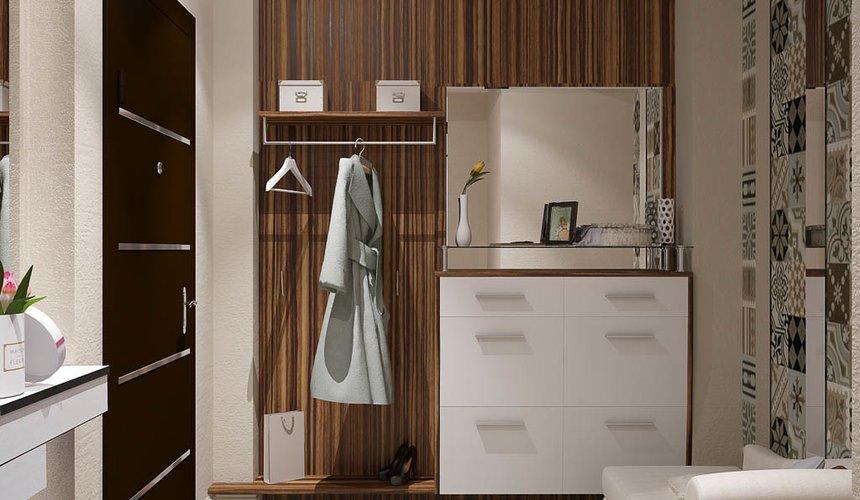 Ремонт и дизайн интерьера трехкомнатной квартиры по ул. Татищева 49 102