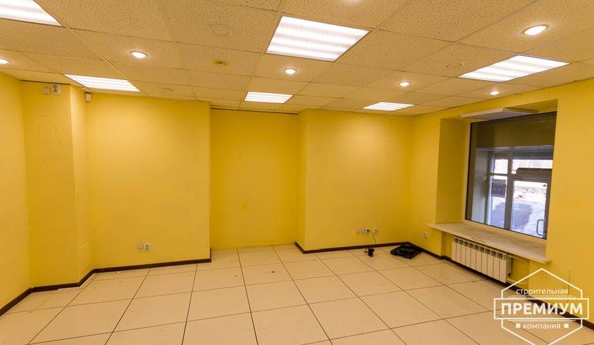 Ремонт и дизайн интерьера офиса по ул. Шаумяна 93 21
