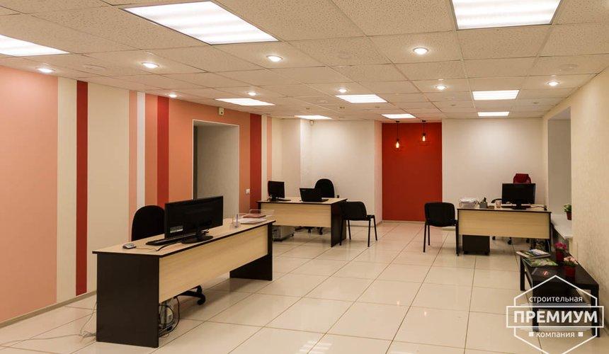 Ремонт и дизайн интерьера офиса по ул. Шаумяна 93 33