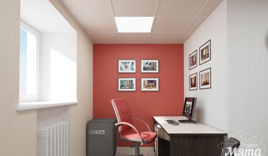 Ремонт и дизайн интерьера офиса по ул. Шаумяна 93 36