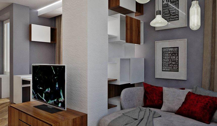 Ремонт и дизайн интерьера трехкомнатной квартиры по ул. Татищева 49 89