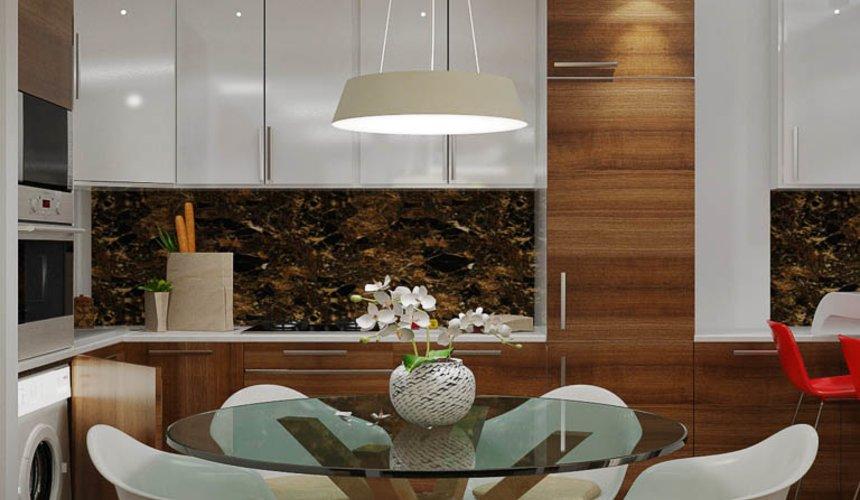 Ремонт и дизайн интерьера трехкомнатной квартиры по ул. Татищева 49 91