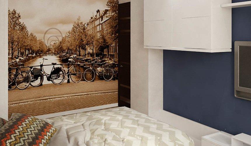 Ремонт и дизайн интерьера трехкомнатной квартиры по ул. Татищева 49 92