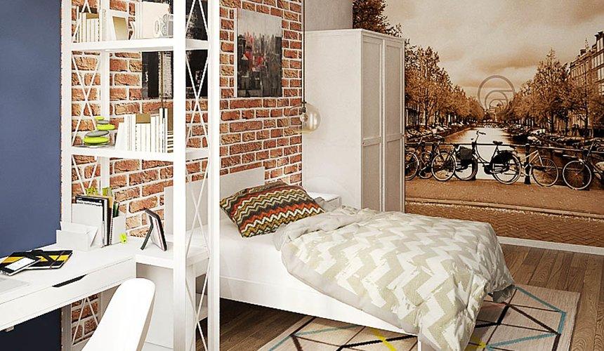 Ремонт и дизайн интерьера трехкомнатной квартиры по ул. Татищева 49 93