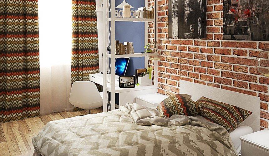Ремонт и дизайн интерьера трехкомнатной квартиры по ул. Татищева 49 94