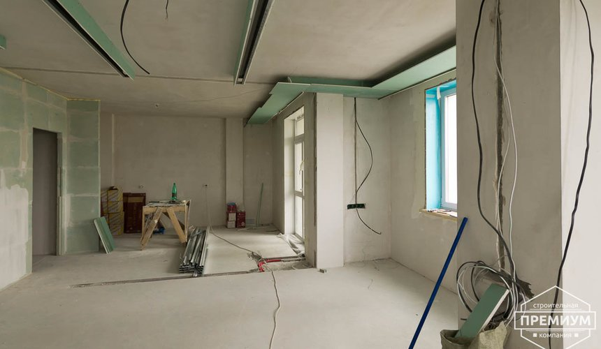 Ремонт и дизайн интерьера трехкомнатной квартиры по ул. Татищева 49 66