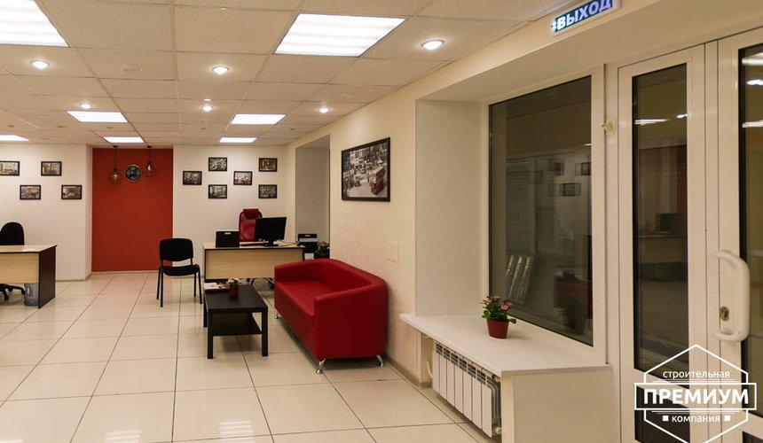 Ремонт и дизайн интерьера офиса по ул. Шаумяна 93 10