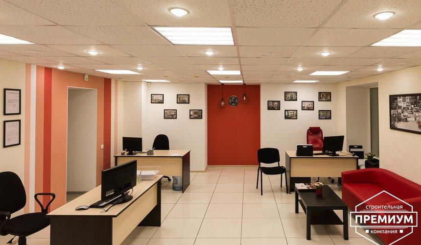 Ремонт и дизайн интерьера офиса по ул. Шаумяна 93 9