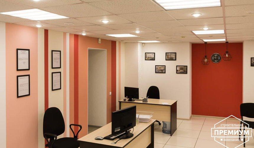 Ремонт и дизайн интерьера офиса по ул. Шаумяна 93 7