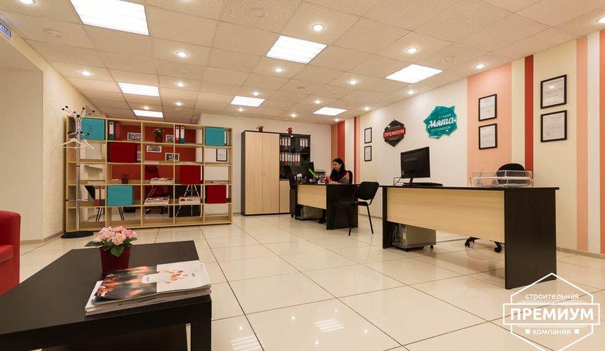 Ремонт и дизайн интерьера офиса по ул. Шаумяна 93 6