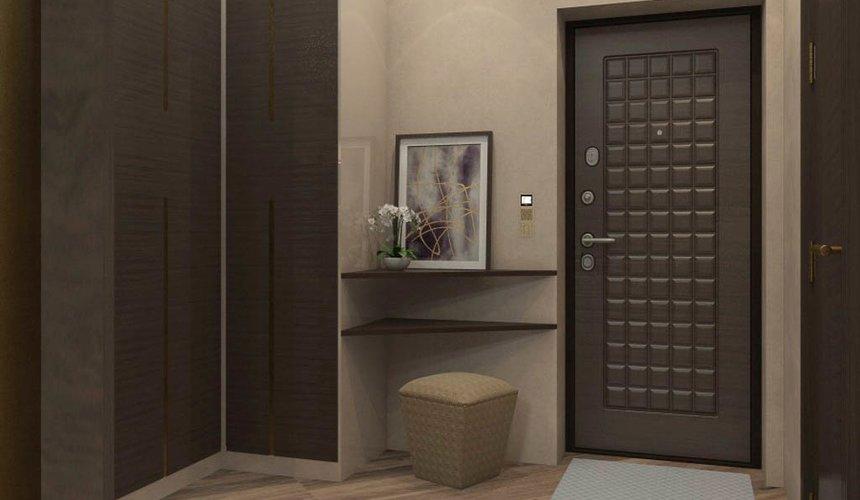 Ремонт и дизайн интерьера трехкомнатной квартиры по ул. Кузнечная 81 79