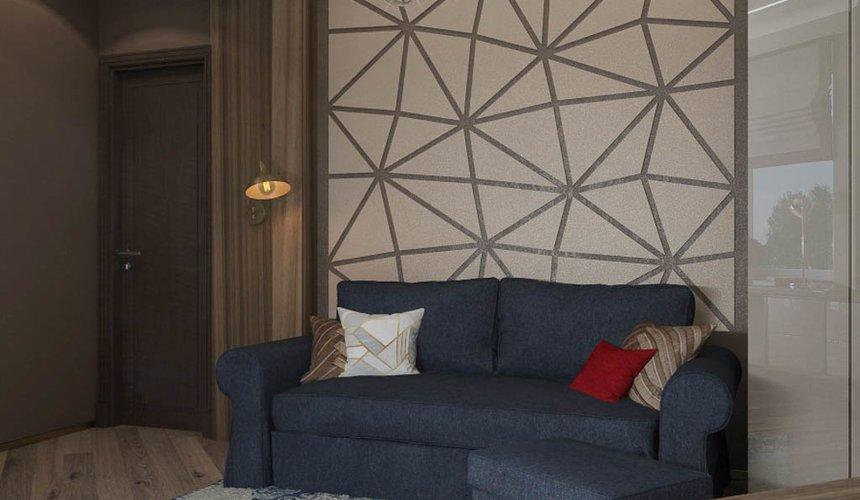 Ремонт и дизайн интерьера трехкомнатной квартиры по ул. Кузнечная 81 67