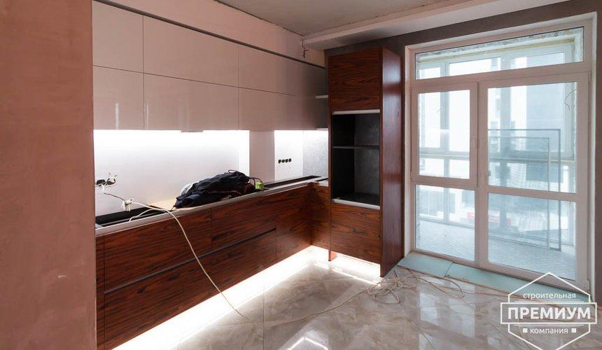 Ремонт и дизайн интерьера трехкомнатной квартиры по ул. Татищева 49 72