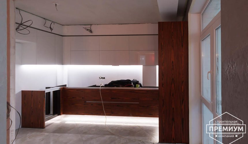 Ремонт и дизайн интерьера трехкомнатной квартиры по ул. Татищева 49 73