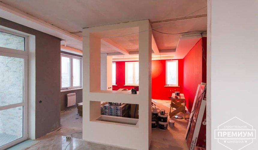 Ремонт и дизайн интерьера трехкомнатной квартиры по ул. Татищева 49 75