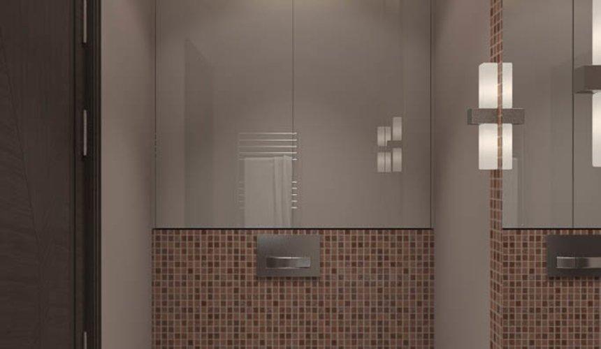 Ремонт и дизайн интерьера трехкомнатной квартиры по ул. Кузнечная 81 75