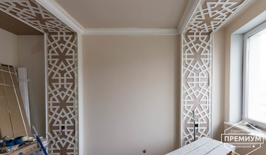 Ремонт и дизайн интерьера трехкомнатной квартиры по ул. Татищева 49 80