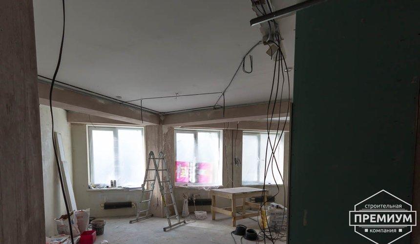 Ремонт и дизайн интерьера трехкомнатной квартиры по ул. Кузнечная 81 36