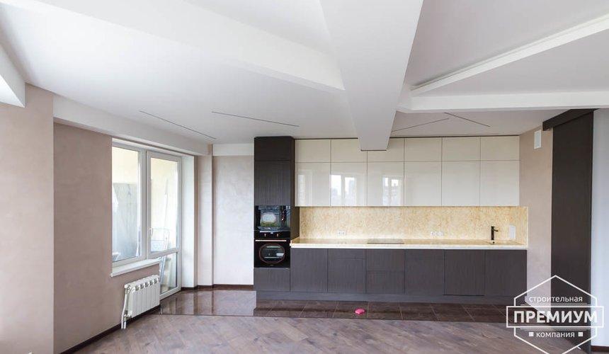 Ремонт и дизайн интерьера трехкомнатной квартиры по ул. Кузнечная 81 7