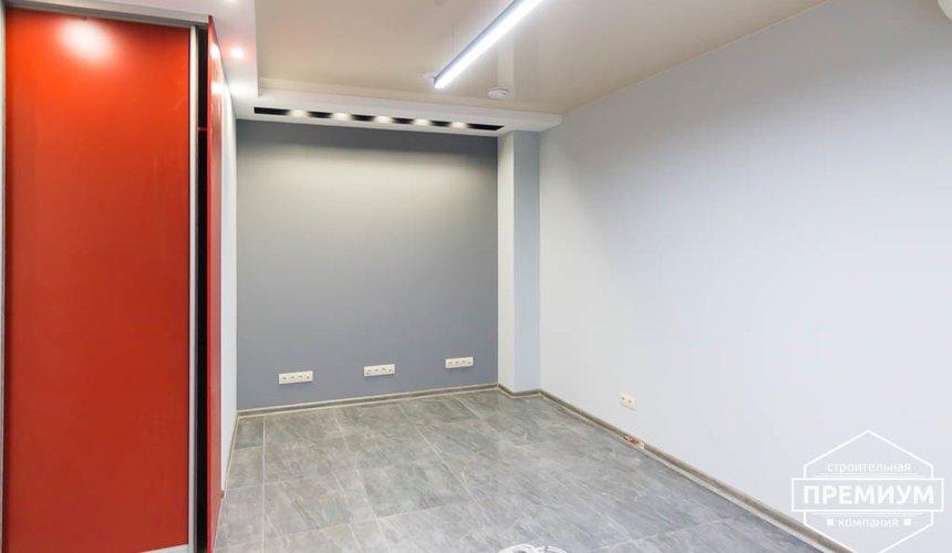 Ремонт офисного помещения 100 кв.м., ул. Московская 2