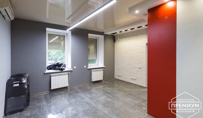 Ремонт офисного помещения 100 кв.м., ул. Московская 4