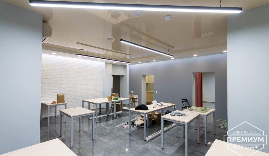 Ремонт офисного помещения 100 кв.м., ул. Московская 14