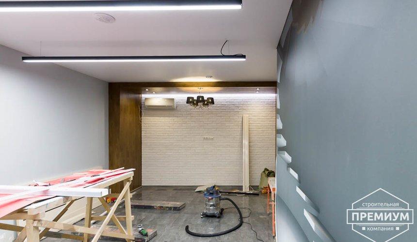 Ремонт офисного помещения 100 кв.м., ул. Московская 17