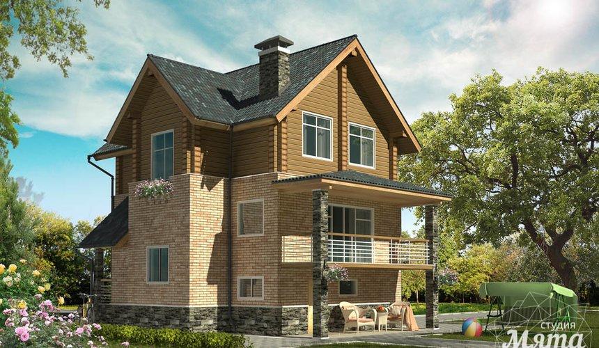 Индивидуальный проект дома 200м2 в КП Палникс 2