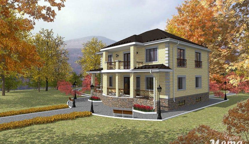 Индивидуальный проект дома 314 м2 в Сысерти 3