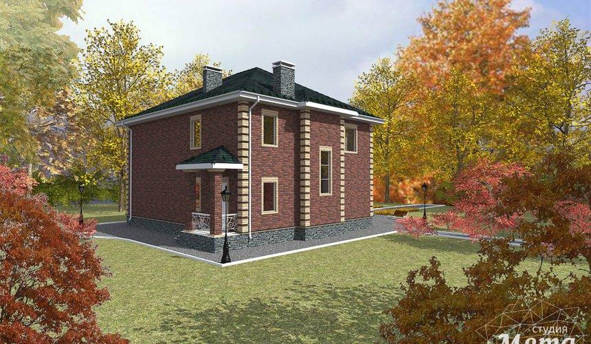 Индивидуальный проект двухэтажного дома 210 м2 в Сочи 3