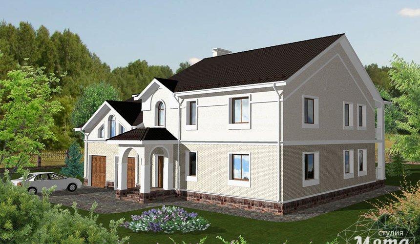 Индивидуальный проект дома 330 м2 в г. Когалым 2