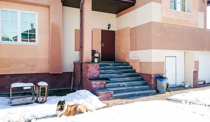 Индивидуальный проект дома 215 м2 в п. Санаторный 5