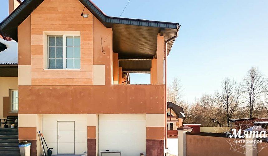 Индивидуальный проект дома 215 м2 в п. Санаторный 15