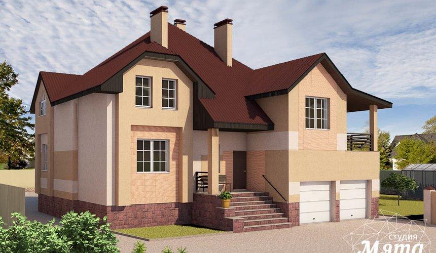 Индивидуальный проект дома 215 м2 в п. Санаторный 1