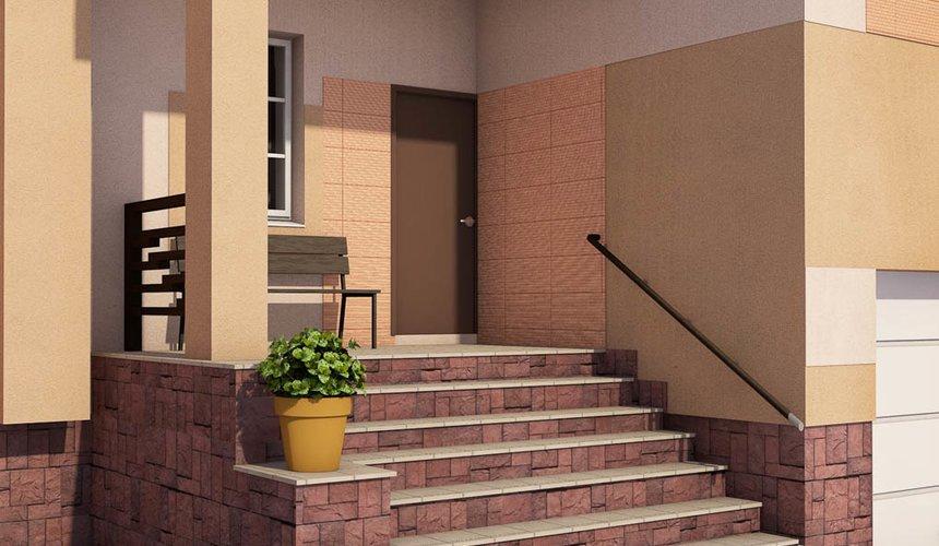 Индивидуальный проект дома 215 м2 в п. Санаторный 4