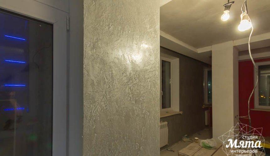 Ремонт и дизайн интерьера трехкомнатной квартиры по ул. Татищева 49 83