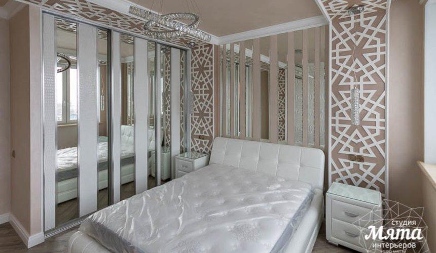Ремонт и дизайн интерьера трехкомнатной квартиры по ул. Татищева 49 32
