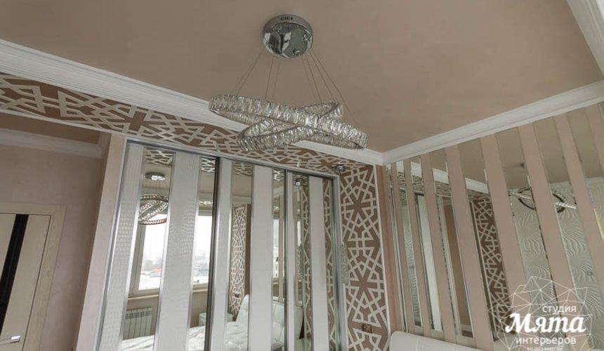 Ремонт и дизайн интерьера трехкомнатной квартиры по ул. Татищева 49 37