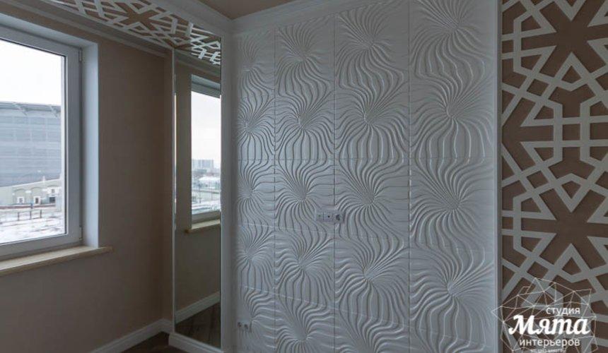 Ремонт и дизайн интерьера трехкомнатной квартиры по ул. Татищева 49 39