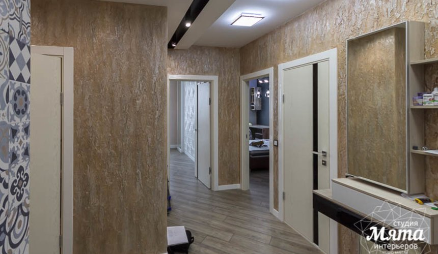 Ремонт и дизайн интерьера трехкомнатной квартиры по ул. Татищева 49 50