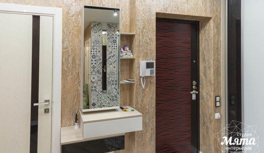 Ремонт и дизайн интерьера трехкомнатной квартиры по ул. Татищева 49 55