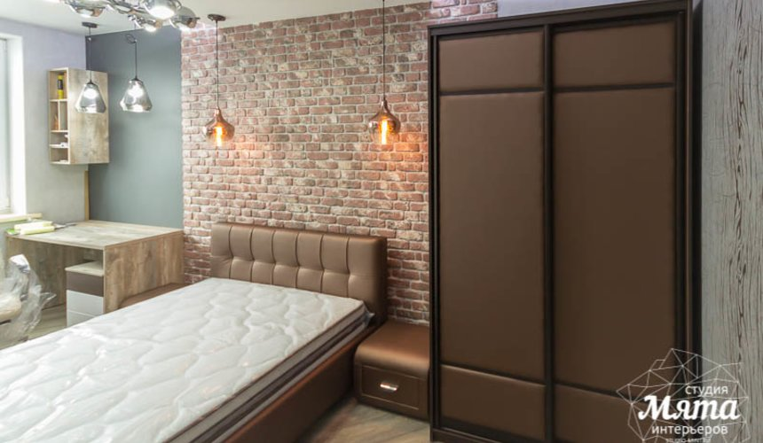 Ремонт и дизайн интерьера трехкомнатной квартиры по ул. Татищева 49 2