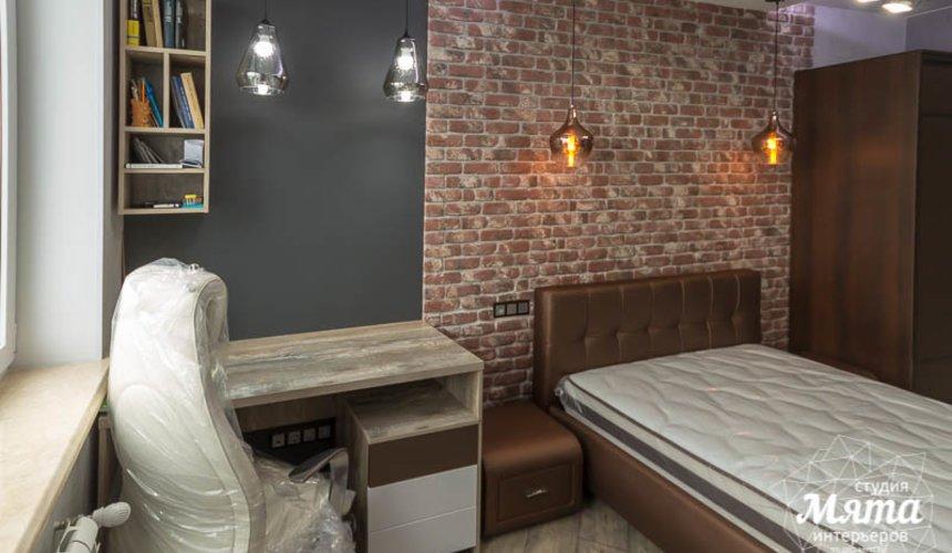 Ремонт и дизайн интерьера трехкомнатной квартиры по ул. Татищева 49 7