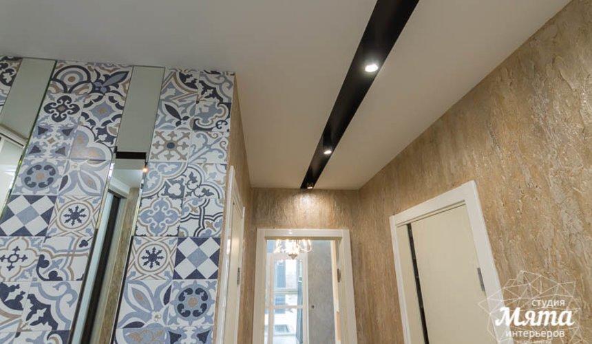 Ремонт и дизайн интерьера трехкомнатной квартиры по ул. Татищева 49 57