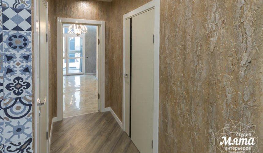 Ремонт и дизайн интерьера трехкомнатной квартиры по ул. Татищева 49 58