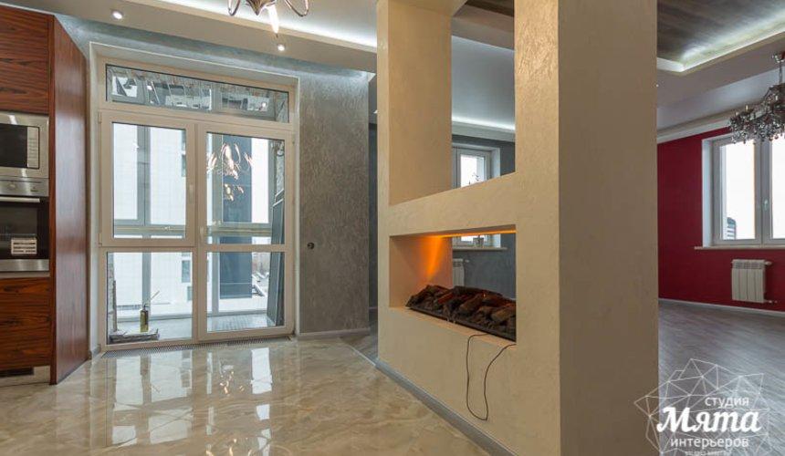 Ремонт и дизайн интерьера трехкомнатной квартиры по ул. Татищева 49 15