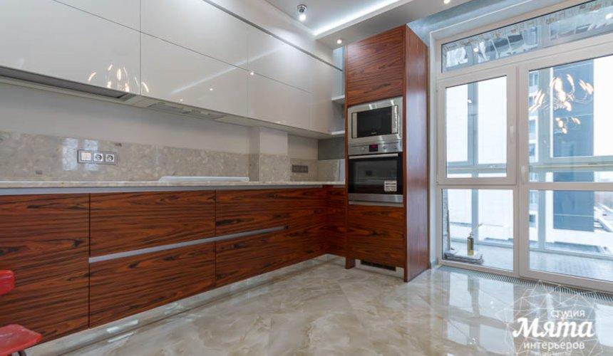 Ремонт и дизайн интерьера трехкомнатной квартиры по ул. Татищева 49 16