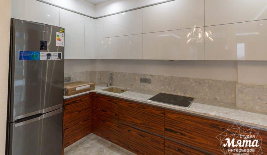 Ремонт и дизайн интерьера трехкомнатной квартиры по ул. Татищева 49 17