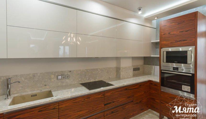 Ремонт и дизайн интерьера трехкомнатной квартиры по ул. Татищева 49 18
